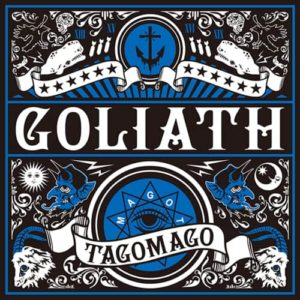 GOLIATH / Album『TAGOMAGO』